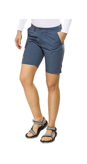 Fjällräven Övik Shorts Women Uncle Blue
